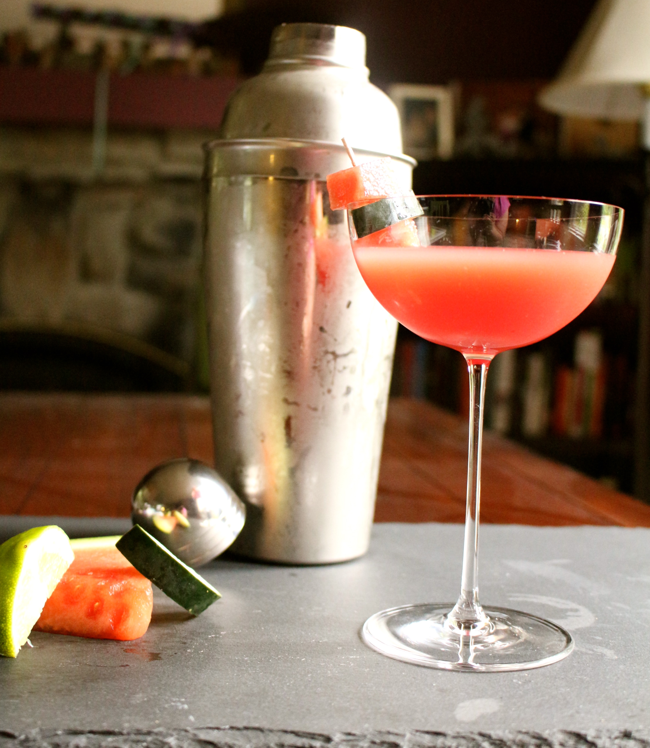 Watermelon Cooler - By the Pounds blog