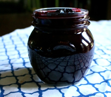 blackberry BBQ Sauce